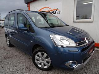 Citroën Berlingo 1.6HDi,84kW,Collection,1majČR,57tkm kombi