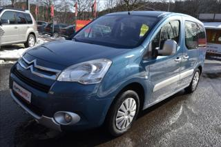 Citroën Berlingo 1,6 i - VTi - Multispace - top kombi benzin