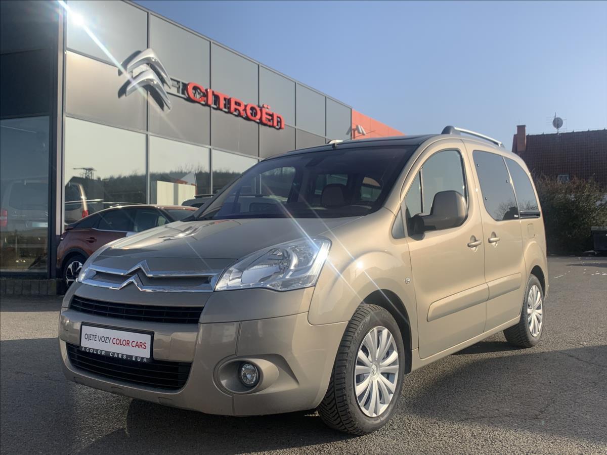 Citroën Berlingo 1,6 HDI 82kW Panorama Digiklima kombi nafta