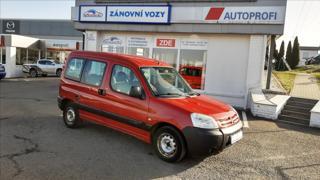 Citroën Berlingo 1.4 i ŠOUPAČKY 136000 KM!! kombi benzin