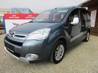 Citroën Berlingo 1.6 HDi kombi nafta - 1