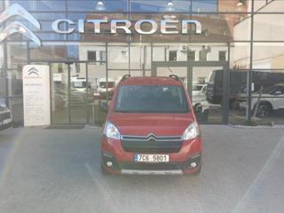 Citroën Berlingo 1,6 HDi kombi nafta