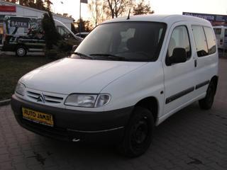 Citroën Berlingo 1,8i kombi