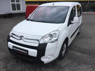 Citroën Berlingo 1,6 HDi S.KNIHA NOVÉ ROZVODY kombi nafta
