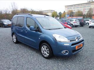 Citroën Berlingo 1,6 HDi,ČR, 1 MAJ., EXCLUSIVE. kombi nafta