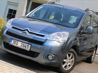 Citroën Berlingo 1,6 HDi TEMPOMAT,s.kn.koup ČR kombi nafta