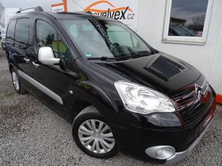 Citroën Berlingo 1.6VTi,88kW,Multispace, panorama,kl kombi