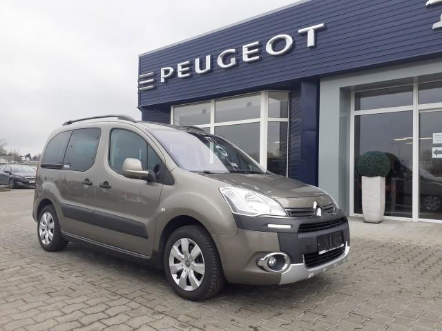 Citroën Berlingo 1.6 HDi kombi nafta