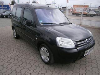 Citroën Berlingo 1.6i klima,serviska kombi