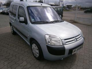 Citroën Berlingo 1.6HDi klima,2x kola kombi