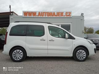 Citroën Berlingo 1.6 HDi Multispace kombi nafta