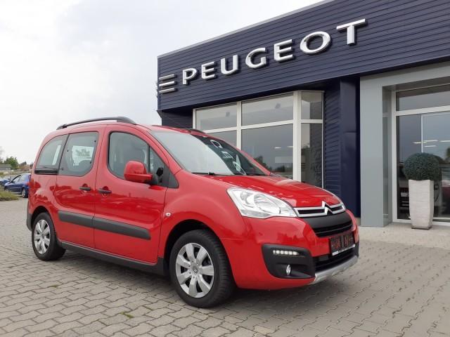 Citroën Berlingo 1.6 VTi kombi benzin