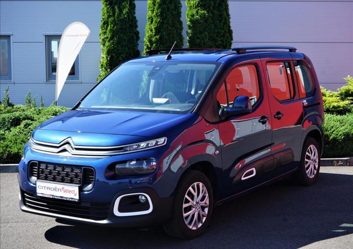 Citroën Berlingo 1,2 PureTech 110 MAN6  FEEL kombi benzin
