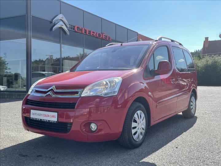 Citroën Berlingo 1,6 HDi 82kW PO ROZVODECH kombi nafta