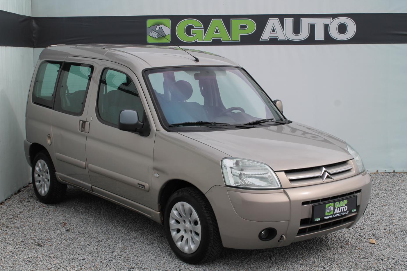 Citroën Berlingo 2.0HDi,66kW,ČR kombi