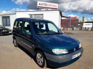 Citroën Berlingo 1,4   1,4 benzín, 1999 kombi benzin
