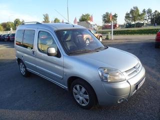 Citroën Berlingo 1.6 16V 2xkola,1.majitel kombi