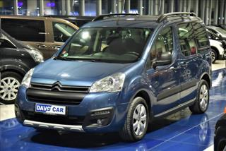 Citroën Berlingo 1,6 BlueHDI 88kW CZ 1.Maj. DPH MPV nafta