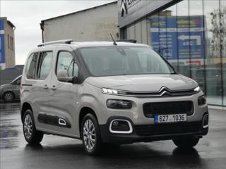 Citroën Berlingo 1,5 bHDI 130  Feel ČR předváděc MPV nafta