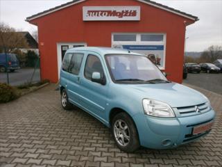 Citroën Berlingo 1,4 i KLIMA TZ COC LIST NOVÁ STK PĚKNÉ MPV benzin
