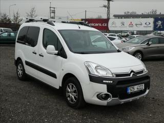 Citroën Berlingo 1.6 HDi  CZ 1 maj DPH MPV nafta