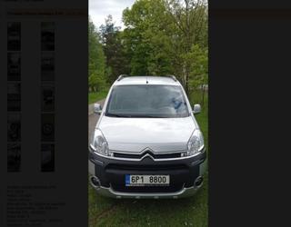 Citroën Berlingo XTR MPV