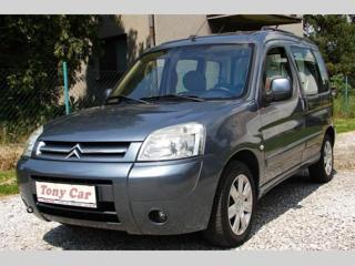 Citroën Berlingo 1.6 HDi Multispace MPV nafta