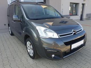 Citroën Berlingo 1.6 VTi Multispace MPV benzin