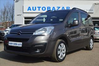 Citroën Berlingo 1,6 HDI  1.MAJ, ČR, MULTISPACE pick up nafta