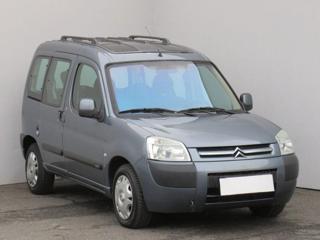 Citroën Berlingo 1.6HDi, ČR užitkové nafta