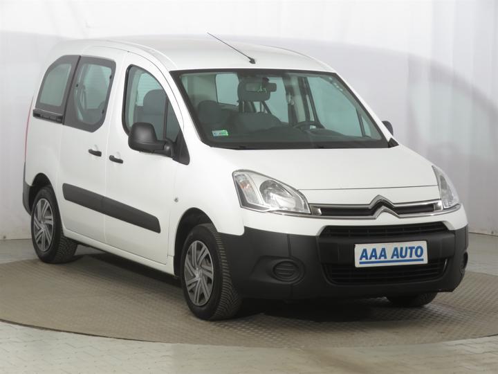 Citroën Berlingo 1.6 HDi 84kW pick up nafta