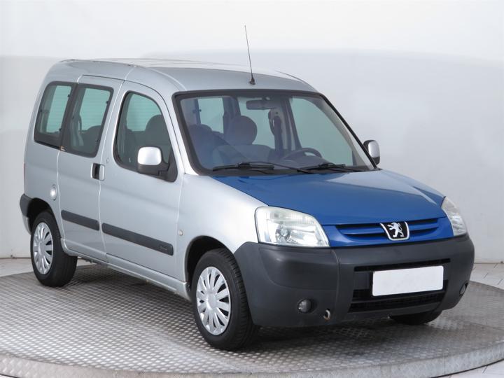 Citroën Berlingo 1.6 16V  80kW pick up benzin