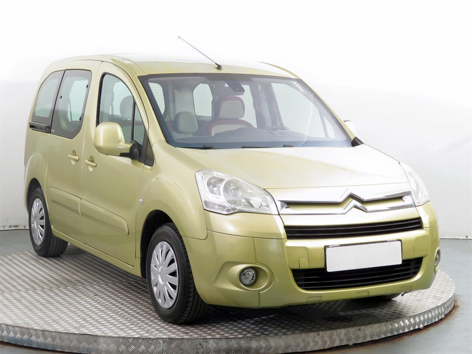 Citroën Berlingo 1.6 HDi 66kW pick up nafta
