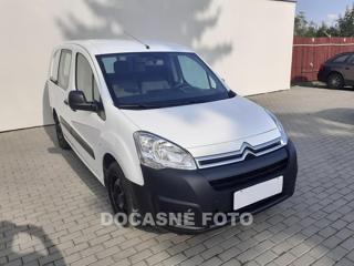 Citroën Berlingo 1.6HDi, Serv.kniha, ČR pick up nafta