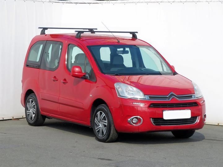 Citroën Berlingo 1.6 HDi 55kW pick up nafta