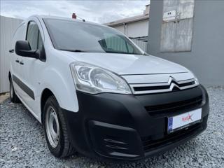 Citroën Berlingo 1,6 HDI,3-místa,původ ČR,1.Maj pick up nafta