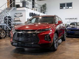 Chevrolet Blazer 3.6 RS 3.6L V6 Pano, Traction SUV benzin