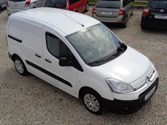 Citroën Berlingo 1.6 HDi 3. MÍSTA skříň nafta