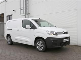Citroën Berlingo 1,5 BHDi 100k S&S 5MAN  Van L1 plus užitkové nafta
