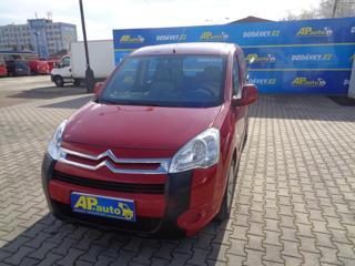 Citroën Berlingo 1.6HDI 5 MÍST MULTISPACE SERVISKA užitkové