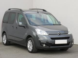 Citroën Berlingo 1.6 HDi, 1.maj, Serv.kniha užitkové nafta