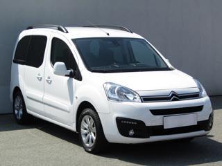 Citroën Berlingo 1.6HDi, 1.maj, Serv.kniha, ČR užitkové nafta