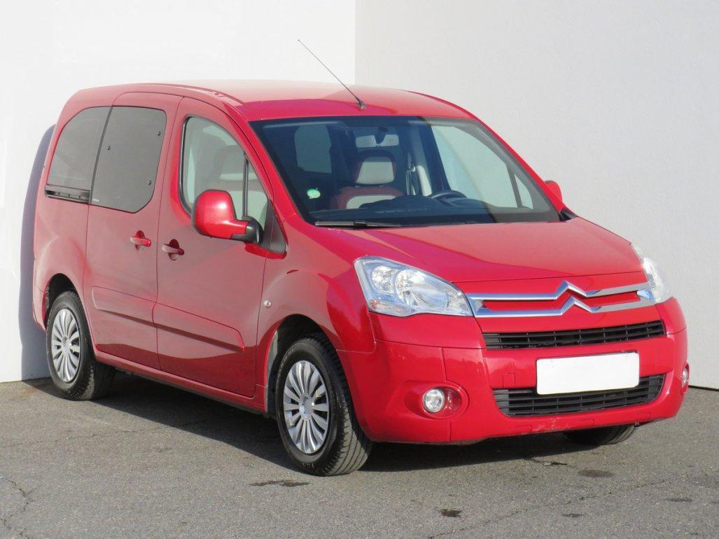 Citroën Berlingo 1.6VTi, Serv.kniha, ČR užitkové benzin