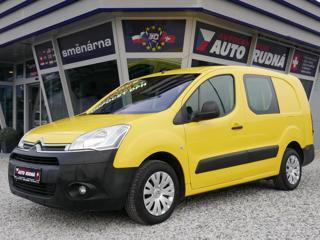 Citroën Berlingo 1,6 e-HDi Long Automat užitkové