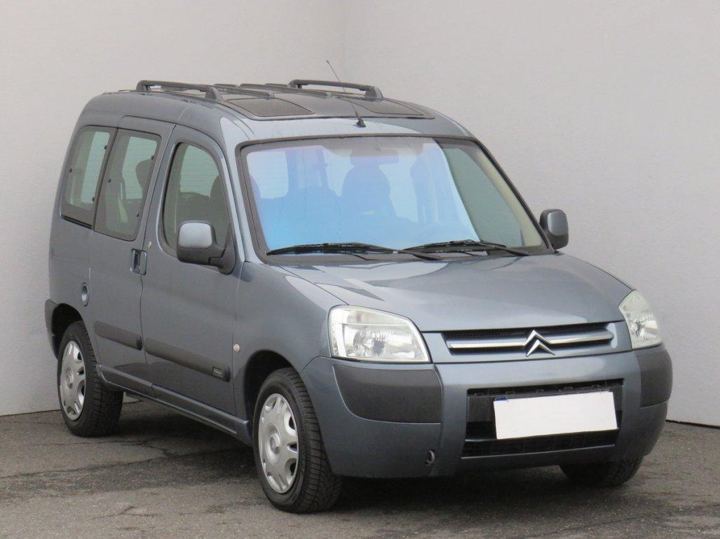 Citroën Berlingo 1.6HDi užitkové nafta