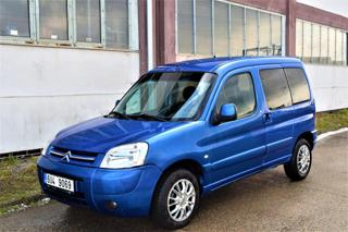 Citroën Berlingo MULTISPACE 1.6LPG/2008/KLIMA/ VAN