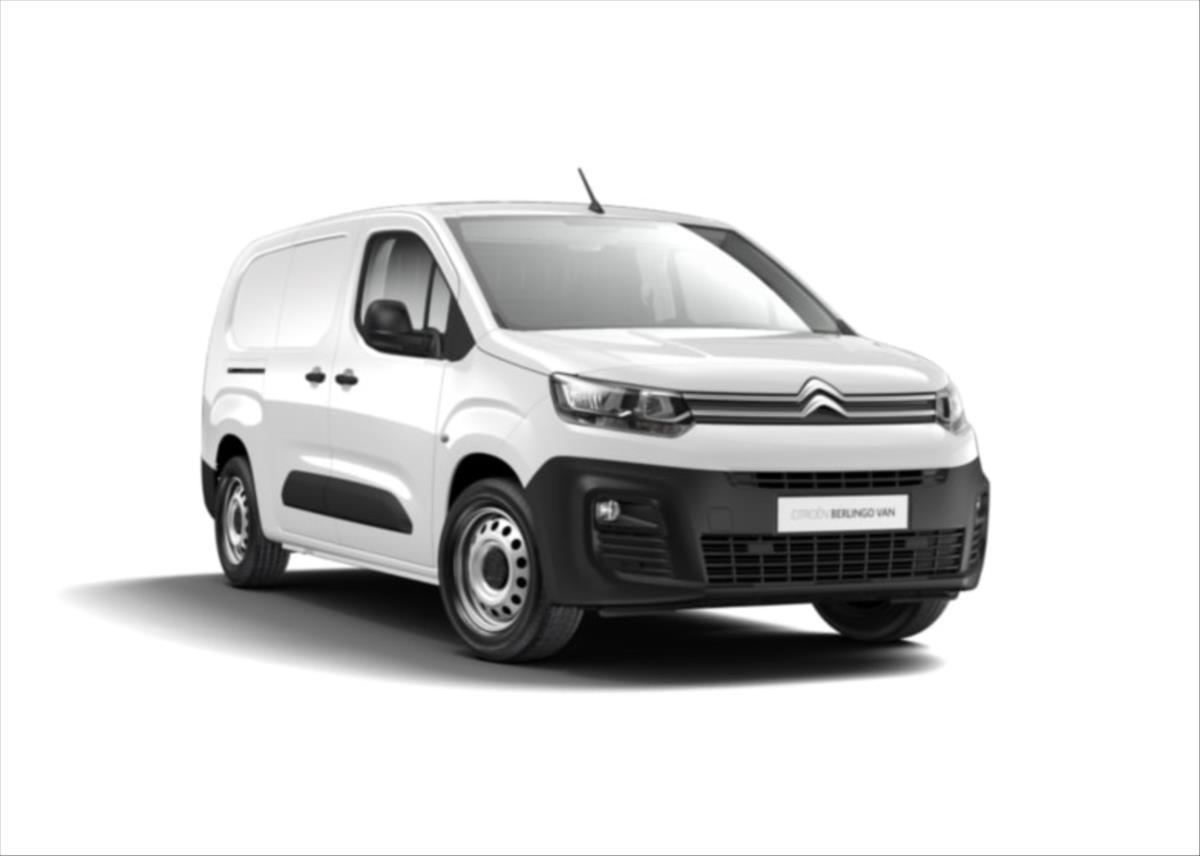 Citroën Berlingo 1,2 PureTech 110k  VAN PLUS L2 VAN benzin