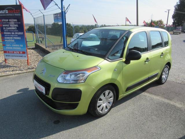 Citroën C3 Picasso 1,4 i 70kW KLIMA  benzin