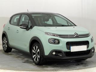 Citroën C3 1.2 PureTech 60kW hatchback benzin