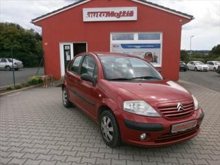 Citroën C3 1,1 i ČR STK 1/2023 hatchback benzin